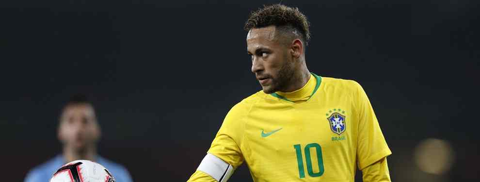 Sergio Ramos le pide a Florentino Pérez que cambia a Neymar por este fichaje galáctico