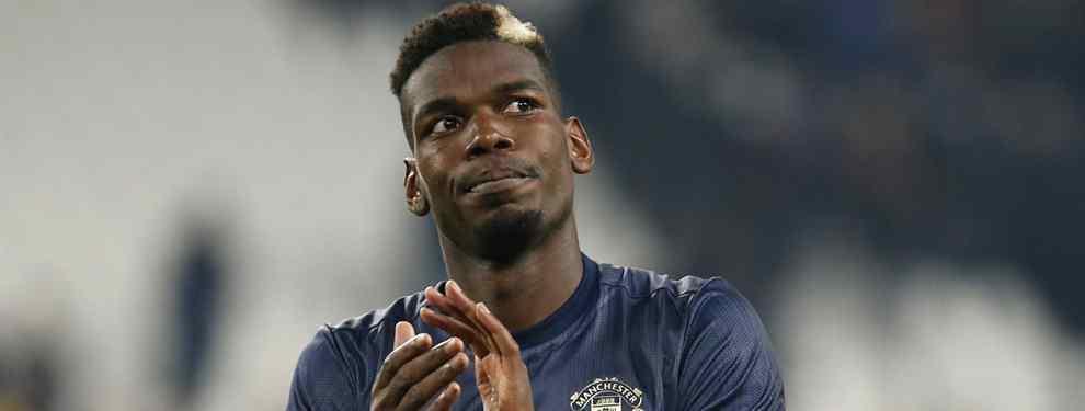 Paul Pogba ya ha elegido destino. El crack francés tiene preparadas las maletas para abandonar un Manchester United en declive, donde no ha acabado de colmar las expectativas y donde su relación con Mourinho está muerta.