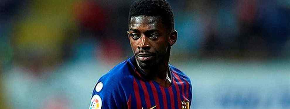 Ousmane Dembélé está en el punto de mira. El crack francés se está llevando palos a mano abierta por una vida, la que tiene fuera del Barça, de absoluto desorden.