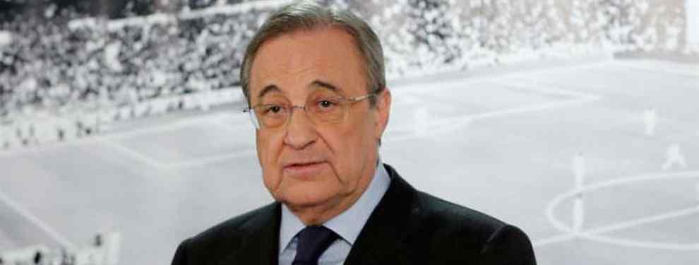 ¡Florentino Pérez pone 180 millones! (y son para enero): el Real Madrid elige galáctico