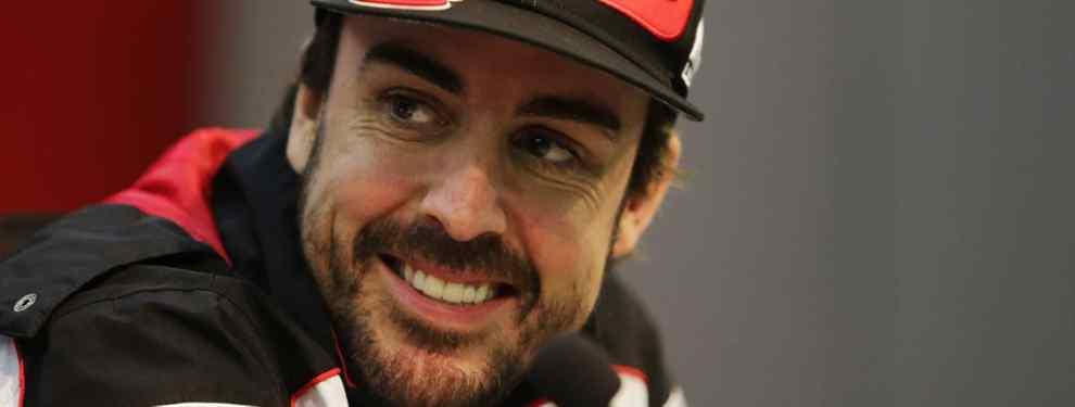 Ferrari se despide de Fernando Alonso con una puñalada