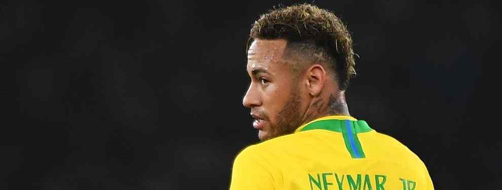 Bombazo. Neymar está en boca de todos. El brasileño tiene decidido salir del PSG este verano y los candidatos, con el Real Madrid a la cabeza, hacen cola. Manchester City y United compiten con los blancos