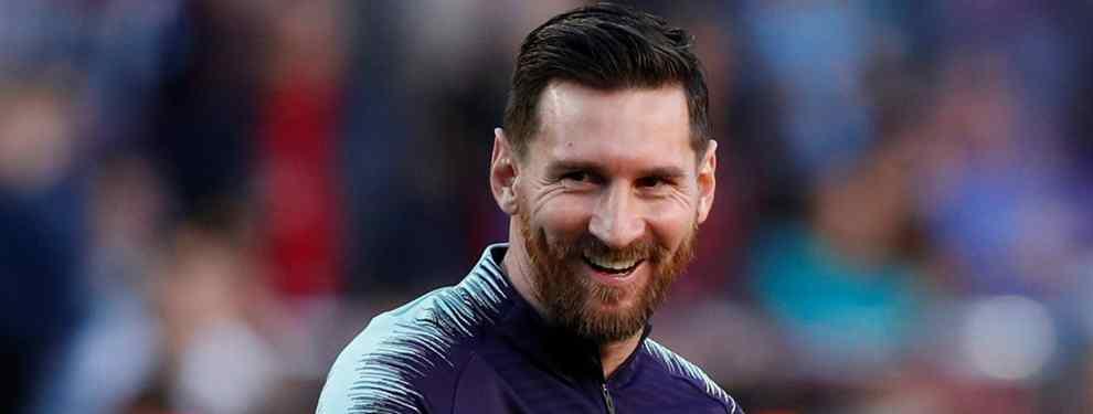 Trueque en el Barça: la fuga que no frena ni Messi (y el fichaje para sustituirlo. Y en enero)
