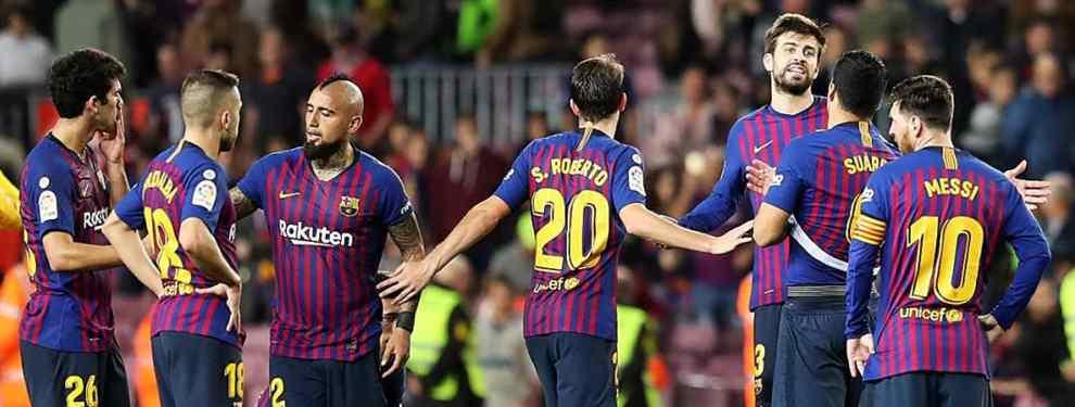 El 'plan b' del Barça a De Ligt asusta a Florentino Pérez, Sergio Ramos (y al Real Madrid)