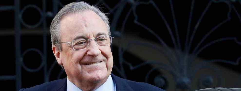 ¿La última locura de Florentino Pérez? El galáctico (y no es delantero) que revoluciona el Madrid