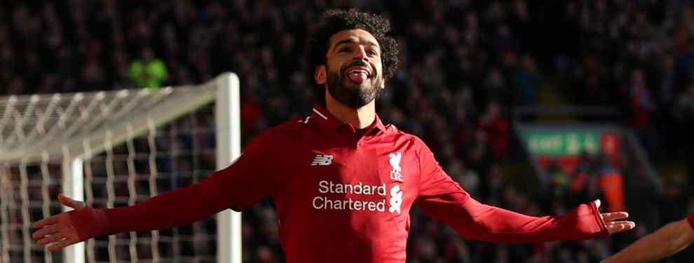 Portazo de Salah al Barça: la bomba estalla (y le cambia la cara a Messi, Coutinho y compañía)