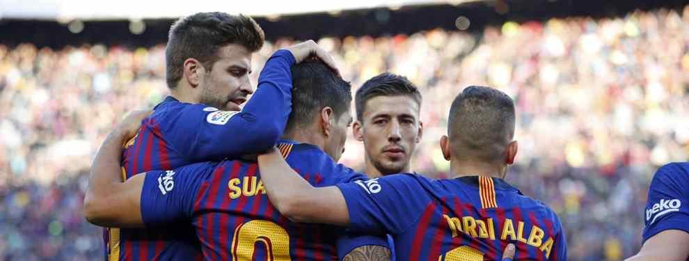 La estancia de Denis Suárez en el Barça tiene fecha de caducidad. Concretamente, en enero, momento en el que se reabre el mercado. El gallego, que no cuenta para Valverde, ya tiene ofertas de varios clubes.
