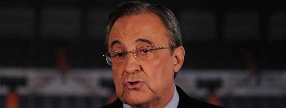 Elige al Real Madrid: Florentino Pérez se lanza a por un galáctico pretendido por el Barça