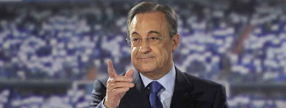Tenía casa en Barcelona y lo para todo: Florentino Pérez aparece en escena