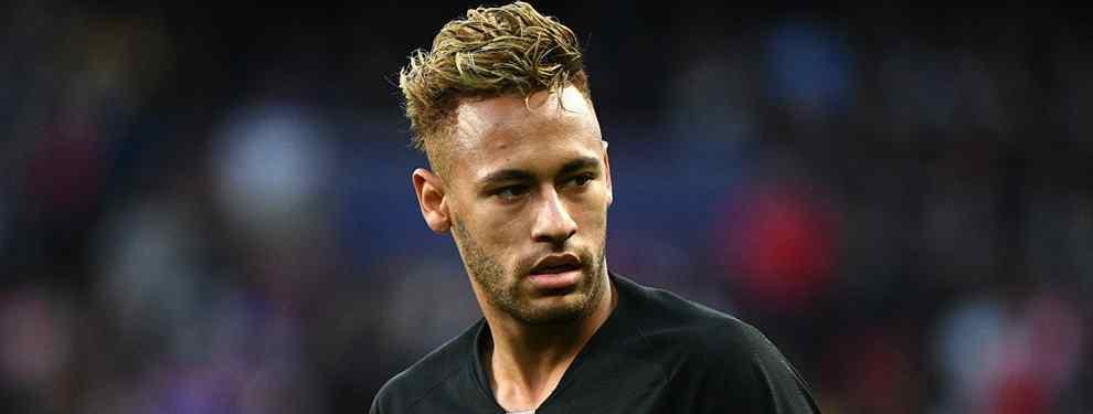 No todo gira alrededor de Neymar. A pesar de que es el gran objetivo de Florentino Pérez para reforzar al Real Madrid la temporada que viene, el presidente maneja otras alternativas.