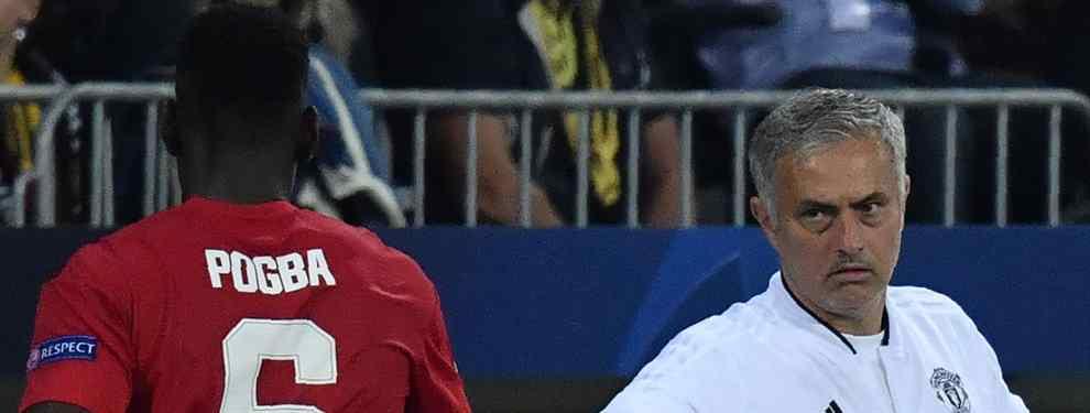 La relación entre el técnico del United y la estrella gala es prácticamente inexistente y cada vez son más las voces que aconsejan a Paul salir rumbo a Barça, Real Madrid o, incluso, regresar a la Juventus.