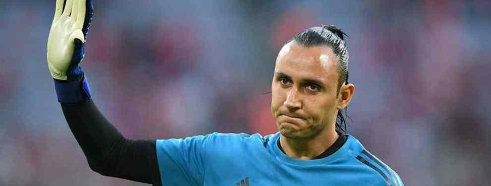 Keylor Navas sigue de moda. El guardameta costarricense, lejos de caer en el olvido tras perder la titularidad en el Real Madrid a favor de Thibaut Courtois, renace.