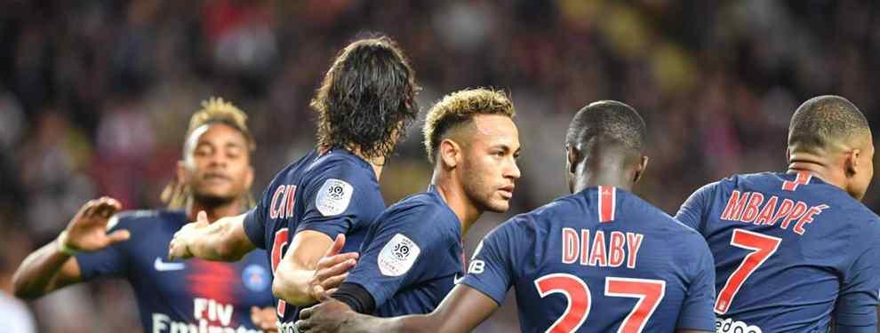 Florentino Pérez tiene una operación sobre la mesa. El PSG está dispuesto a todo con tal de alejar al Real Madrid de su gran dupla de cracks: Neymar y Mbappé.