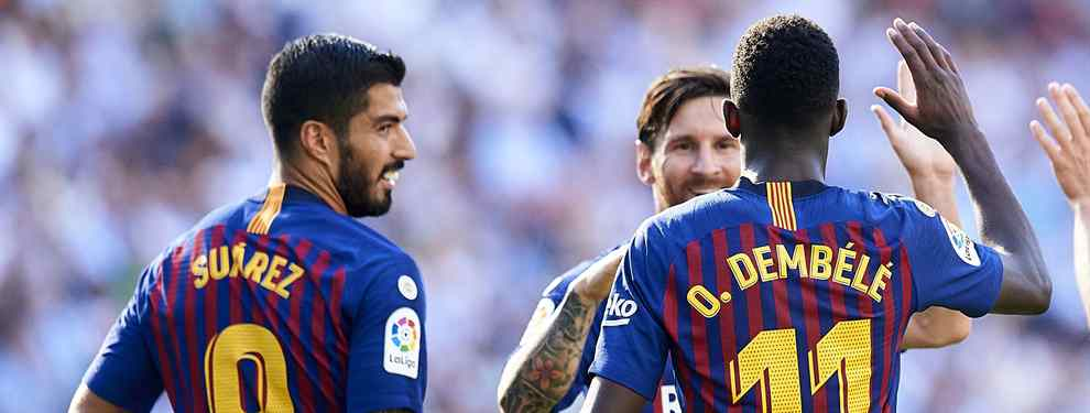 Otra vez Dembélé: Messi ya no aguanta más tras su última polémica (y en el Barça ya le despiden)