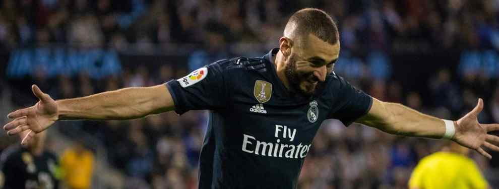 Escándalo Benzema: sus últimas declaraciones provocan las carcajadas del vestuario del Real Madrid