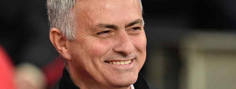 Mourinho avisa a Florentino Pérez: se lo lleva al United (y hay sorpresa de las gordas)