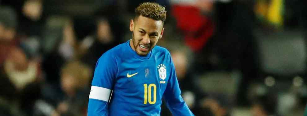 El futuro de Neymar acapara todas las portadas día sí y día también. El brasileño busca una salida a la desesperada del PSG, donde ha visto que no tiene posibilidades de ser Balón de Oro, y varios clubes le tienden la mano