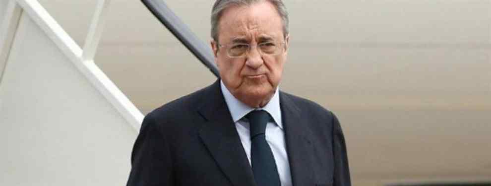 La revolución para enero que se prepara en el Real Madrid: Florentino Pérez ya tiene dos fichajes