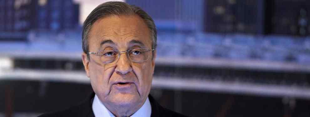 Florentino Pérez da luz verde a la salida de un crack del Real Madrid (y ya tiene destino)