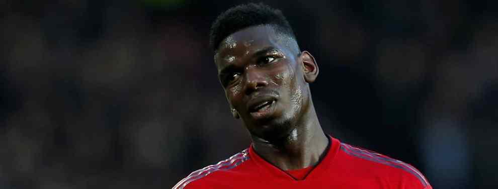 El futuro de Paul Pogba sigue dando de qué hablar. El mediocentro francés busca una salida a la desesperada del Manchester United y varios conjuntos de primer nivel hacen cola.