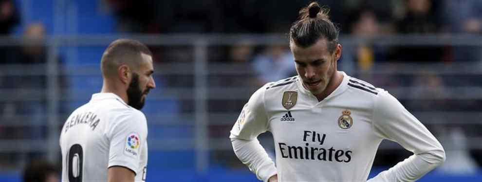 Puerta abierta. Y de par en par. Florentino Pérez tiene a Gareth Bale en el punto de mira.  El galés, al que sentenció Zidane, y todo el vestuario, por su falta de implicación/profesionalidad durante la pasada temporada