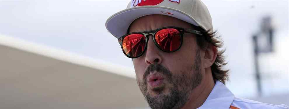 Fernando Alonso ya es pasado. El ex piloto de F1 busca nuevos retos a partir de ahí y manda un aviso alto y claro al 'Gran Circo': no tiene en sus planes regresar.