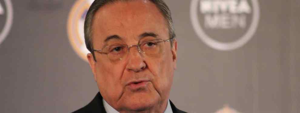 Florentino Pérez cuenta los días que faltan para llegar al mes de enero, momento en el que se abrirá el mercado invernal. El presidente del Real Madrid tiene decidido dar salida a varios jugadores para traer nuevas caras.