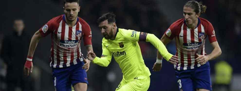 El Barça pasa a la acción y ya negocia: el fichaje que pide Messi (y es un galáctico)
