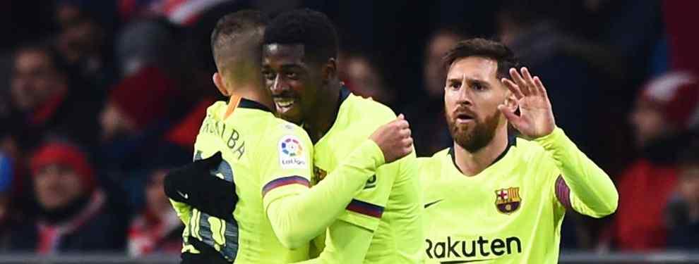 Cuando Messi habla, callan y escuchan. No les queda otra a los directivos, entrenadores y compañeros. Saben que el argentino es el rey del Barça y que lo que dice va a misa.