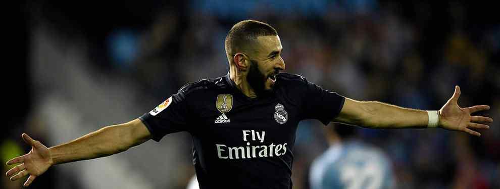 Florentino Pérez traerá a un delantero galáctico para el Real Madrid. De eso no quedan dudas. Ahora bien, pasan las semanas y nadie tiene claro quién será el que porte el '9' la próxima temporada.