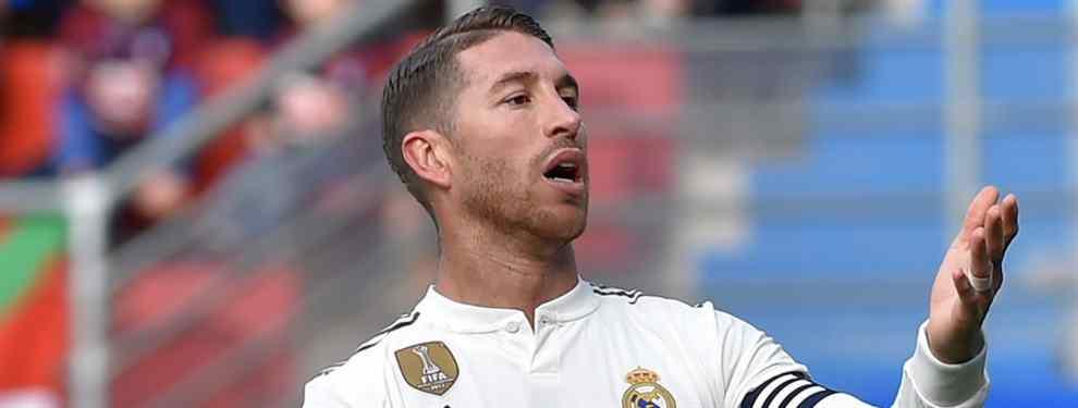 La denuncia de Sergio Ramos: Ojo con la que hay montada en el Real Madrid