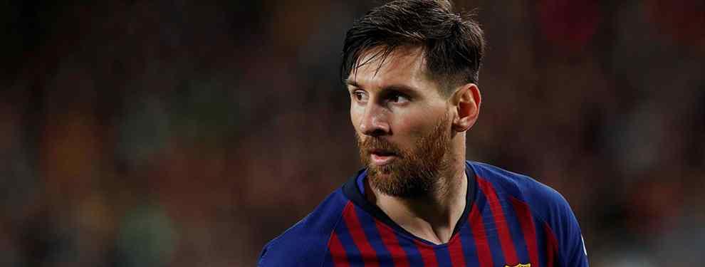 Ha pasado en las ultimas 24 horas: el Barça acelera por un galáctico por petición de Messi
