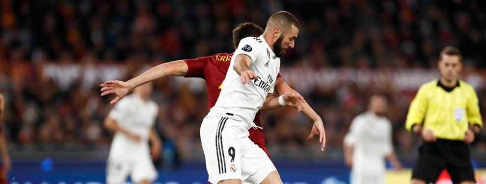 Florentino Pérez tiene una lista para jubilar a Benzema (y viene con sorpresas)