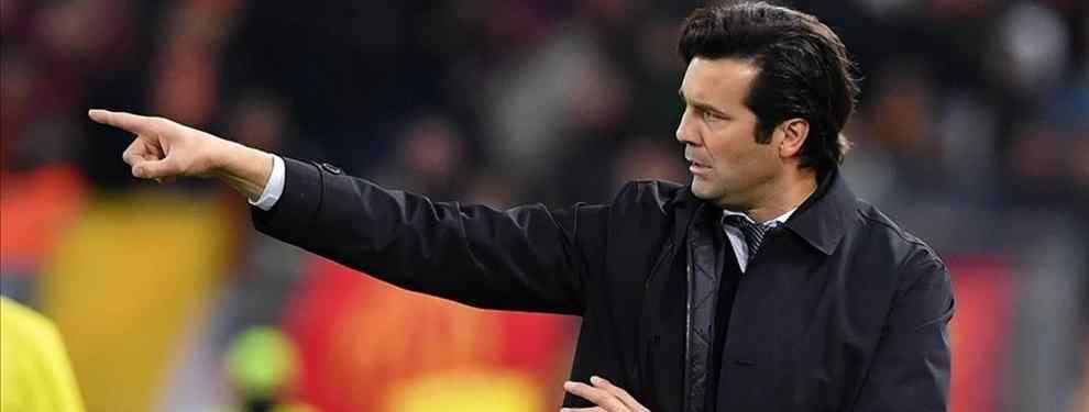 El tapado de Solari (y Florentino Pérez) para el tridente del Real Madrid 2019-20