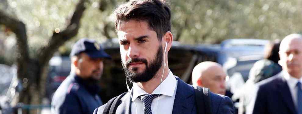 ¿Qué crack del Real Madrid apuñala a Isco por la espalda? (y hay sorpresa. Y gorda)