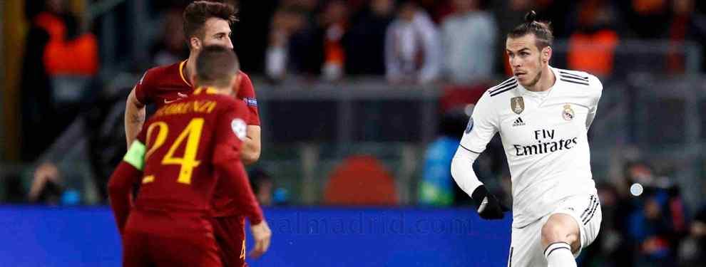 Gareth Bale ha sido crucificado hasta decir basta en el Real Madrid. El galés ha aguantado carro y caretas dentro y fuera del club blanco y, ahora, alucina.