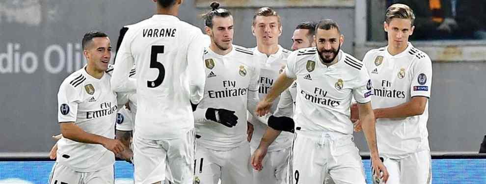 Florentino Pérez no da puntada sin hilo. El presidente del Real Madrid mira al equipo y no reconoce la grandeza que debe tener una plantilla como la blanca. ¿El problema? Muchos y uno: Santiago Solari.
