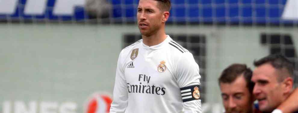 Sergio Ramos sabe quién es: jugará con James Rodríguez en el Bayern (y en enero)