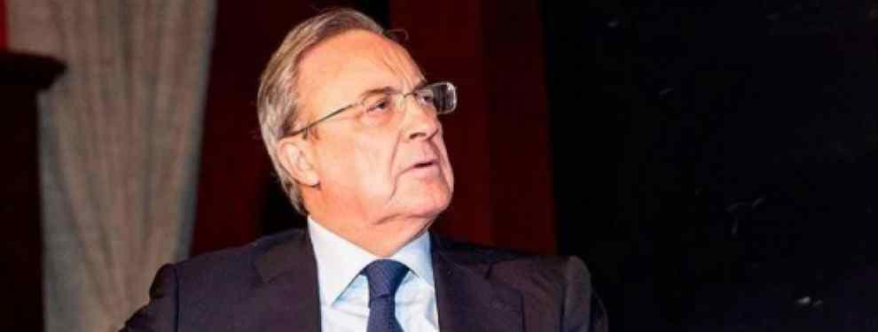 Florentino Pérez acelera por el nuevo James Rodríguez (y hay sorpresa)