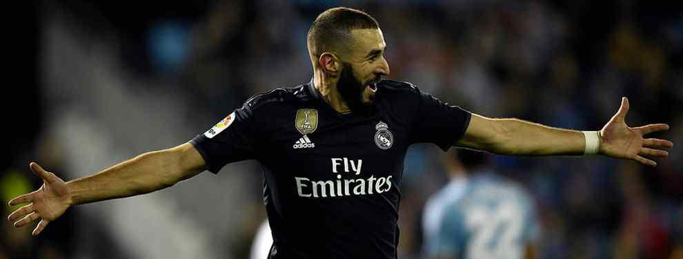 Florentino Pérez ya ha escogido delantero galáctico para el Real Madrid. Karim Benzema tiene los meses contados y el único interrogante era quién iba a heredar su puesto.