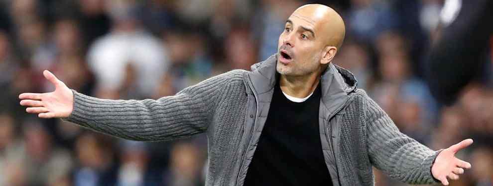 Pep Guardiola va a llevárselo al City (y no es Isco: el tapado que quiere en el Real Madrid)