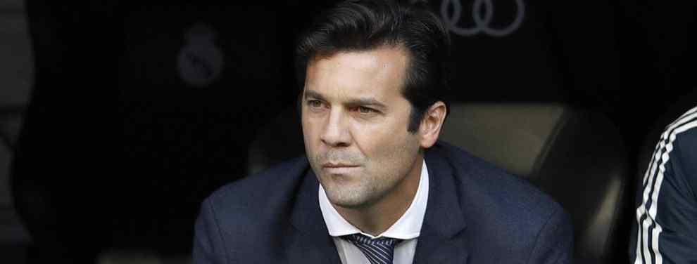 Hay relevo. Florentino Pérez tiene todo previsto en caso de debacle ante de junio en el equipo blanco.  El máximo mandatario tiene decidido cargarse a Santiago Solari -salvo milagro en forma de Liga y Champions-.
