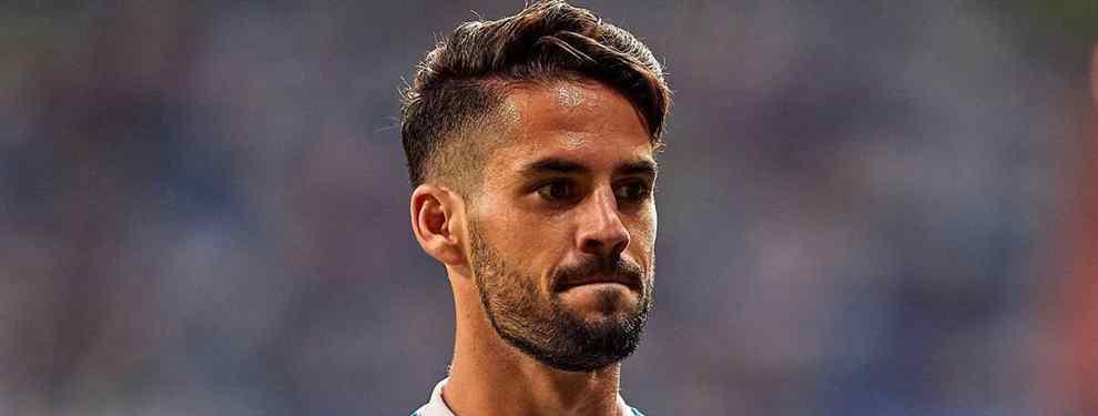 A Isco no lo quieren ni el vestuario: rajada (y cinco cracks que lo prefieren fuera del Real Madrid)