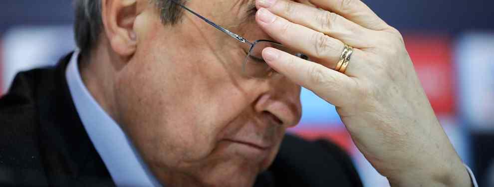 ¡Portazo al Real Madrid! Florentino Pérez se lleva un nuevo revés (y de los que escuecen)