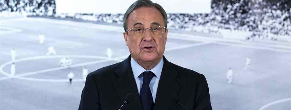 De risa. O de chiste. La última que corre por Madrid con respecto al que podría ser el refuerzo estrella de Florentino Pérez para los blancos está generando un revuelvo en las redes.