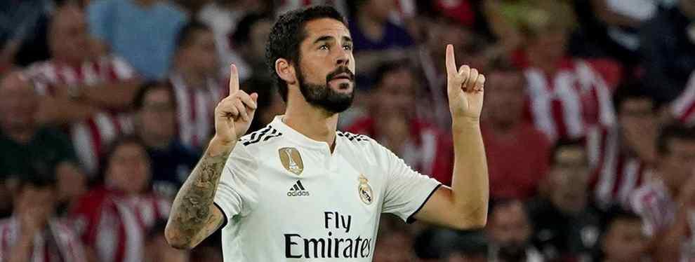 Isco tiene recambio en el Real Madrid (y es un crack sudamericano)