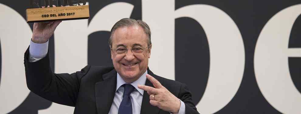 Un rumor gana fuerza en Barcelona y en el Barça. Florentino Pérez tiene decidido echar más madera al ataque del Real Madrid den enero con dos operaciones factibles sobre la mesa.