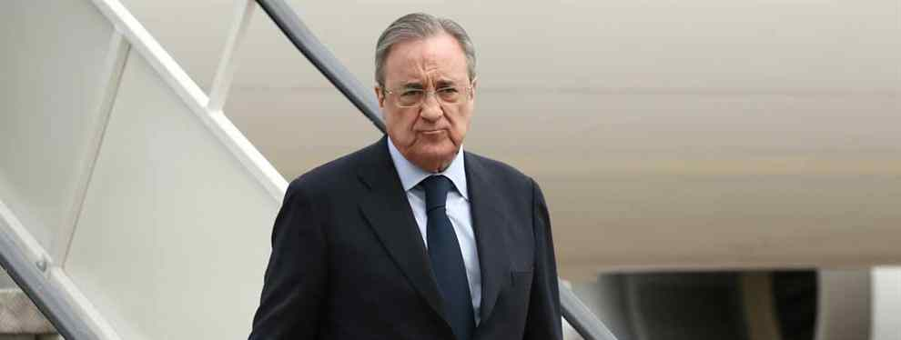 Florentino Pérez toma decisiones. El presidente del Real Madrid tiene entre ceja y ceja mejorar el equipo en enero y va a luchar cada operación hasta el final.  En este mercado de invierno se cerrarán fichajes