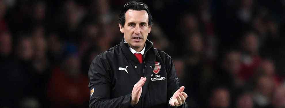 El Arsenal llega al rescate. Flaco favor pretende hacer el conjunto 'gunner', con Unai Emery a la cabeza, al Barça y a Ousmane Dembélé. En Barcelona ya no sabían que hacer con la criatura y Dembélé andaba perdido.
