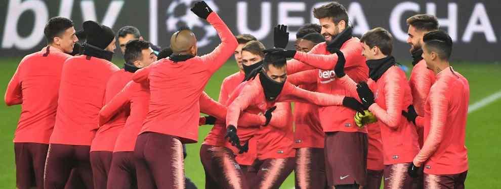 Barça y Real Madrid vuelven a colisionar. Los dos titanes de la Liga Santander vuelven a enfrentarse en su intento por llevarse a una de las grandes revelaciones de esta temporada: Marc Roca.